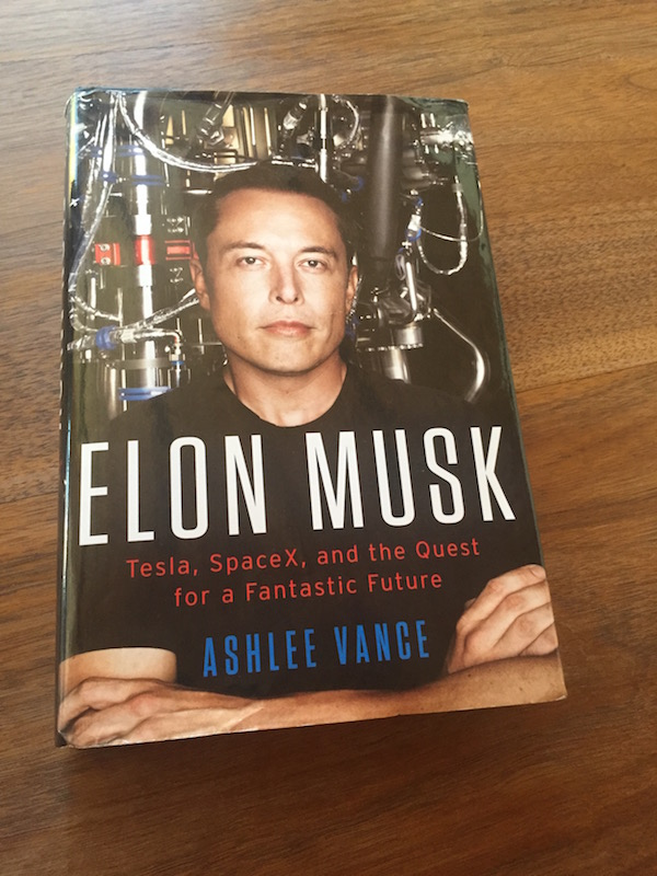 Review of Elon Musk's Biography by Ashlee Vance